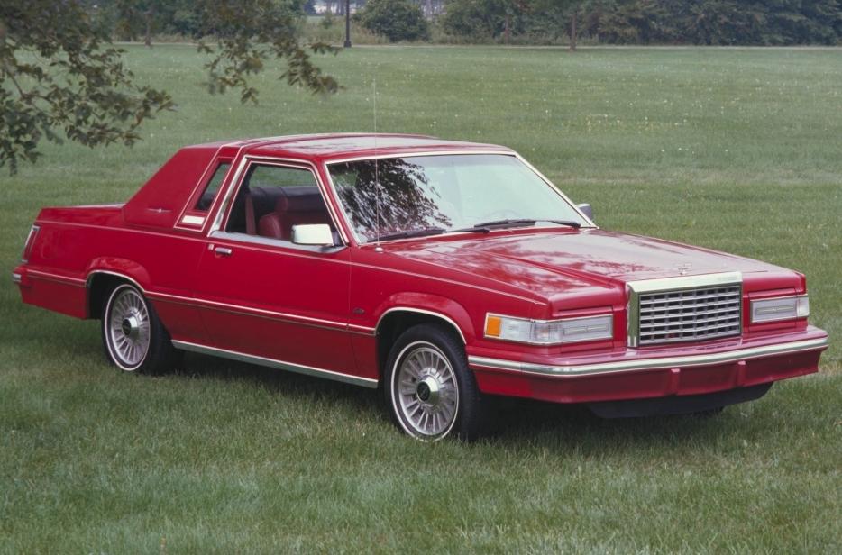 1980-1982 Ford Thunderbird