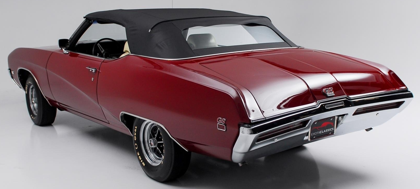 1968-1969 Buick GS 400 - Mediocrity No More - Old Car Memories